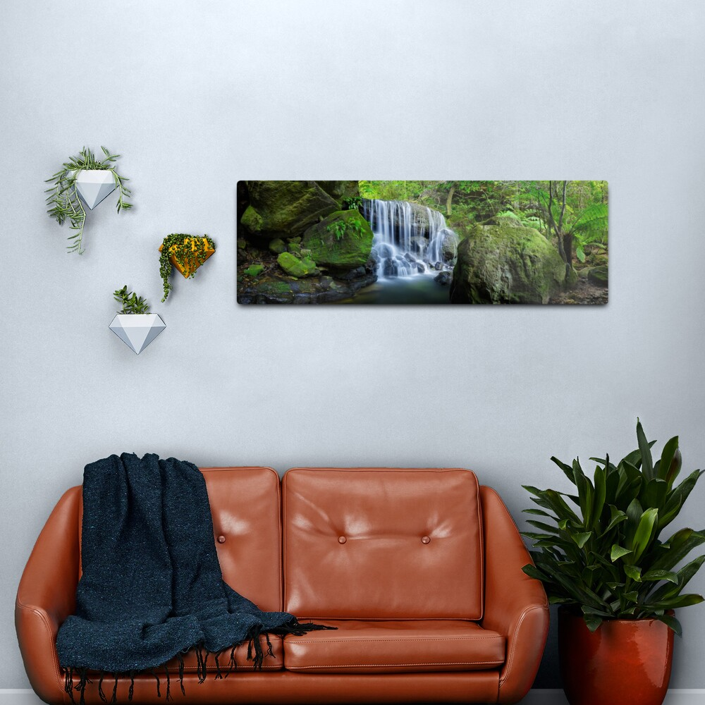 Weeping Rock, Blue Mountains. New South Wales, Australia Metal Print