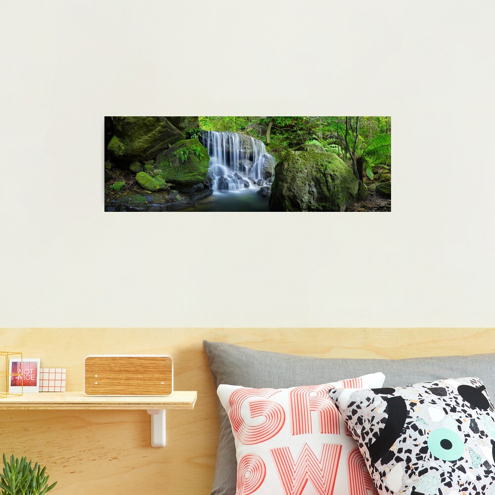 Weeping Rock, Blue Mountains. New South Wales, Australia Photographic Print