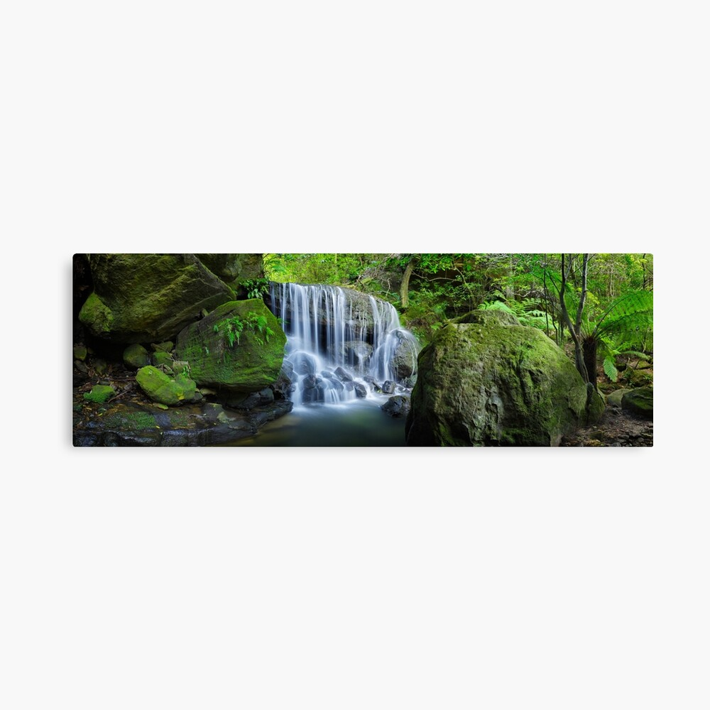 Weeping Rock, Blue Mountains. New South Wales, Australia Canvas Print