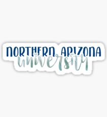 Northern Arizona University - Style 1 Sticker