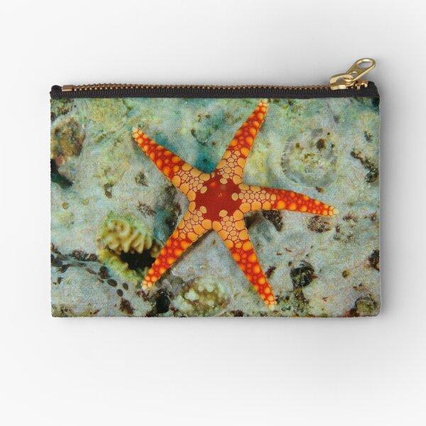 Sea Star Zipper Pouch