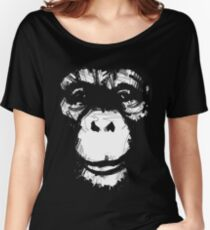 Everything's More Fun With Monkeys Women's Relaxed Fit T-Shirt