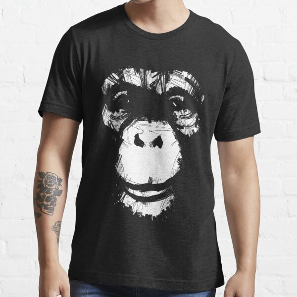 Everything's More Fun With Monkeys Essential T-Shirt