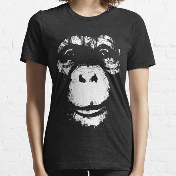 Todo es más divertido con los monos Camiseta esencial