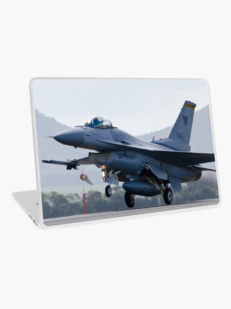F16 - Takeoff   Laptop Skin