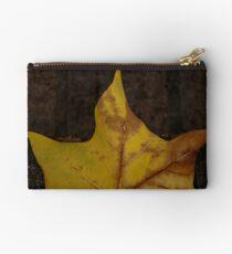 Leaf Litter Studio Pouch