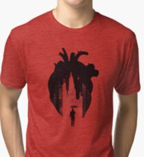 In the Heart of the City Tri-blend T-Shirt