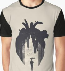 In the Heart of the City Graphic T-Shirt