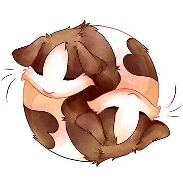 Cuddling Guinea Pigs by Insane-Furrets