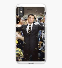 Wolf of Wall Street iPhone Case/Skin