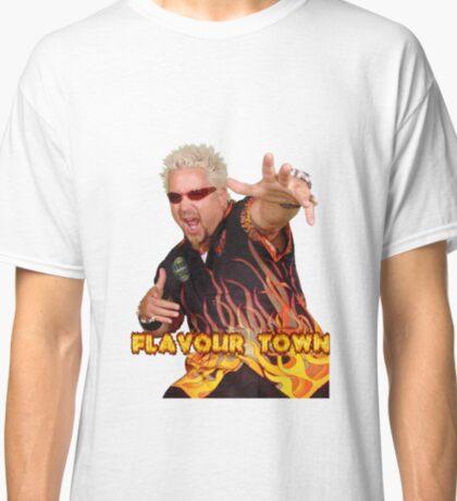 Guy Fieri Flavour Town Classic T-Shirt
