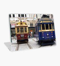 Christchurch Trams Laptop Skin