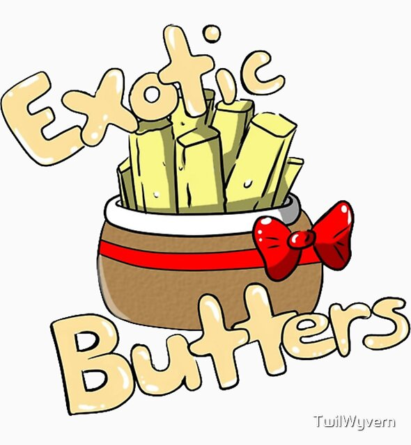 Exotic Butters (Five Nights at Freddy's SL) by TwilWyvern