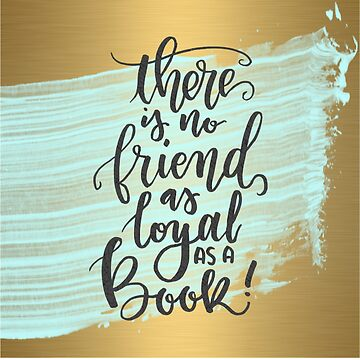 Books are Loyal by alicesboutique