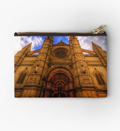 Cathedral of Santa Maria of Palma Studio Pouch