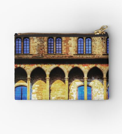 Fortified Arches Studio Pouch