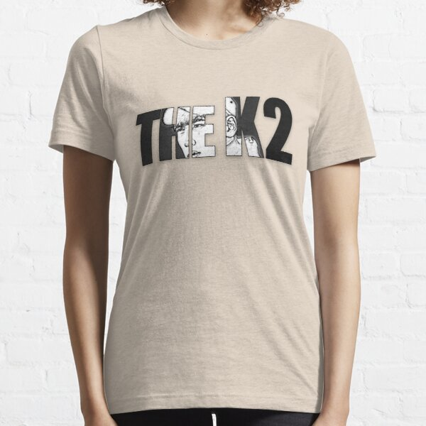The K2 Lettering Essential T-Shirt
