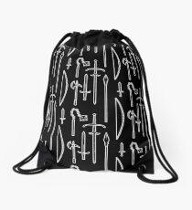weaponry Drawstring Bag