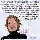 #SciComm100: Mary Anne Moser by ScienceBorealis
