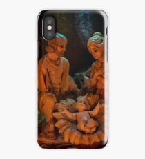 Nativity (landscape) iPhone Case