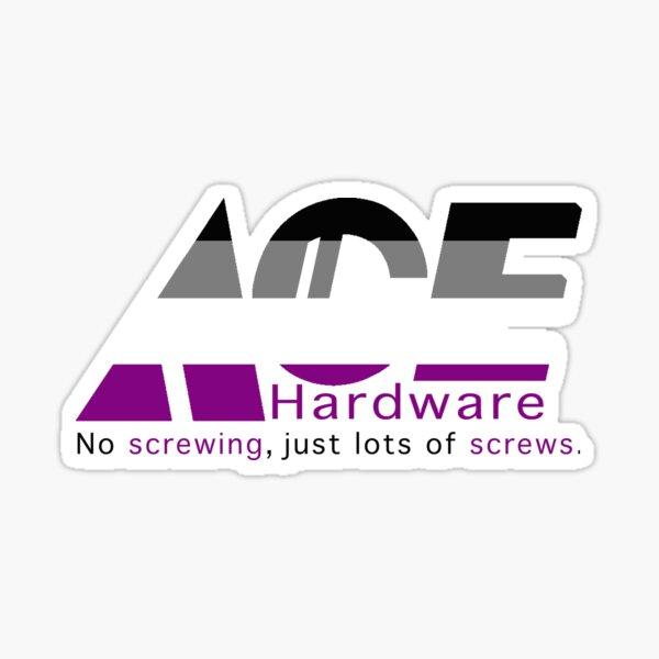 ACE Hardware version 1 Sticker
