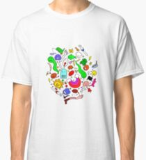 Colourful Characters Classic T-Shirt