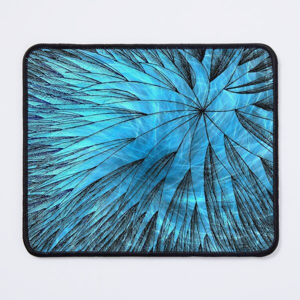 Abstract Flower5 Mouse Pad