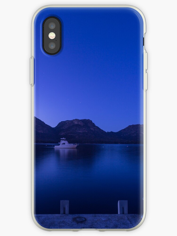 newest 1a53a 8eebc 'Beautiful Coles Bay - Tasmania' iPhone Case by Lindy Sherwell