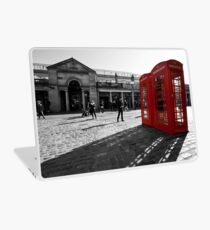 The Red Box Laptop Skin