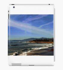 A View With a Glitch  iPad Case/Skin
