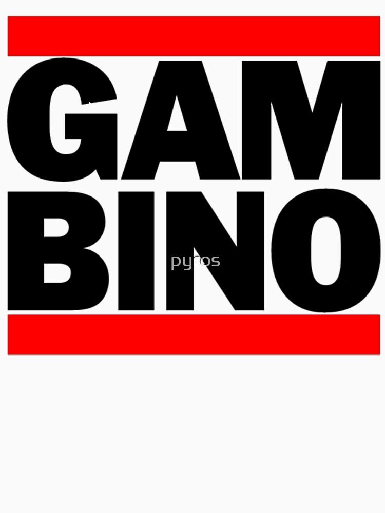 Gambino | Unisex T-Shirt