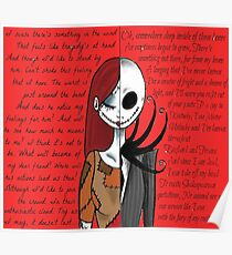 Nightmare Before Christmas NY! Poster