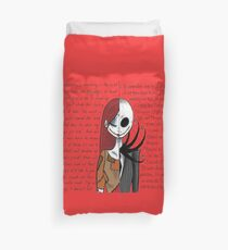 Nightmare Before Christmas NY! Duvet Cover