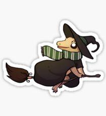 Wizard Harpy Sticker
