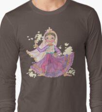 South Asian Dancing Doll Long Sleeve T-Shirt