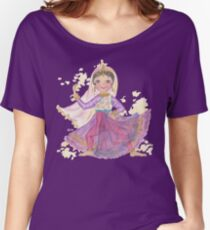 South Asian Dancing Doll Women's Relaxed Fit T-Shirt