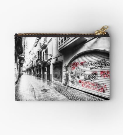 Old Town Palma Streets Studio Pouch