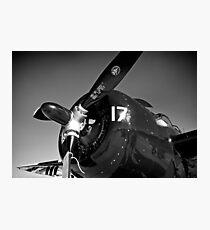 F-6 Grumman Hellcat Airplane Photographic Print