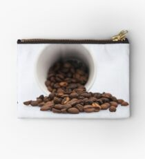 Spilled Coffee Beans Studio Pouch