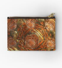 Fractal Painting Studio Pouch
