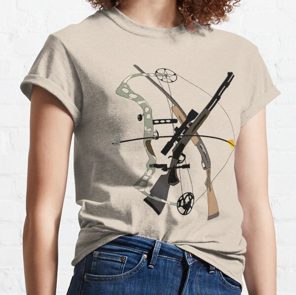 Hunter Toys, Hunting, Weapons, Hunter Gifts Classic T-Shirt