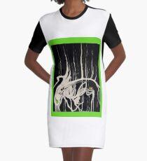 RESISTANCE Graphic T-Shirt Dress