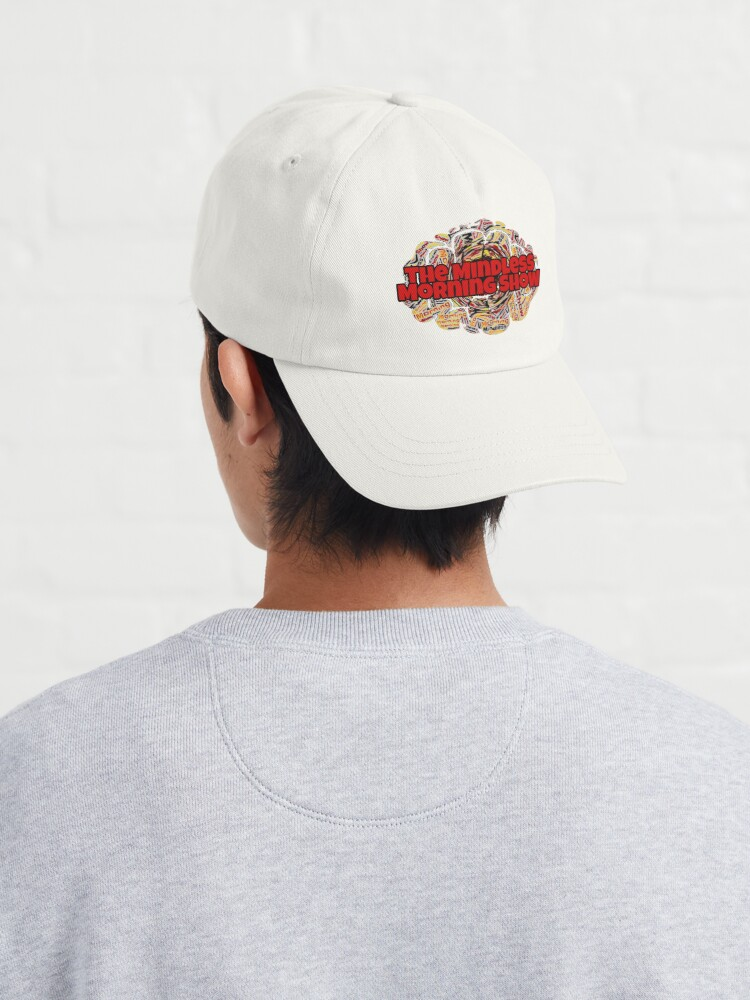 Alternate view of Mindless Morning Show Titled Logo Cap