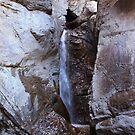 Heart Creek falls by zumi