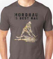 Mordhau is Best Hau Unisex T-Shirt