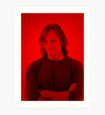 Viggo Mortensen - Celebrity Art Print
