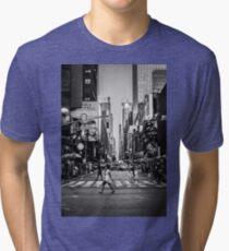 Crosswalk Tri-blend T-Shirt