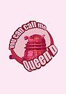 Queen Dalek by iheartgallifrey
