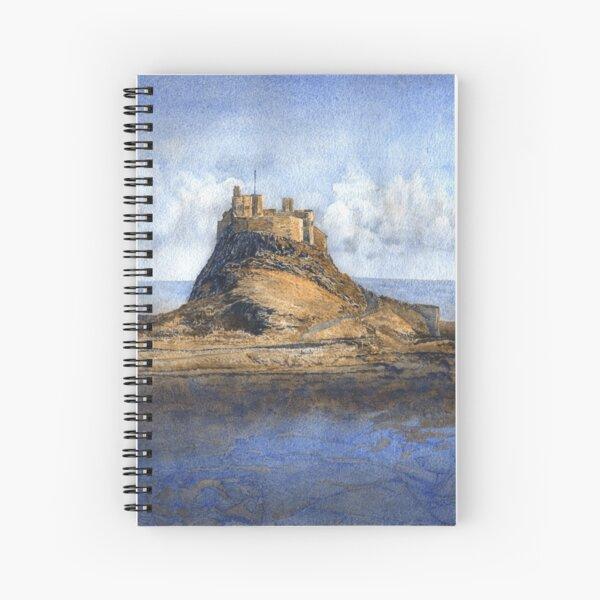Lindisfarne Castle Spiral Notebook