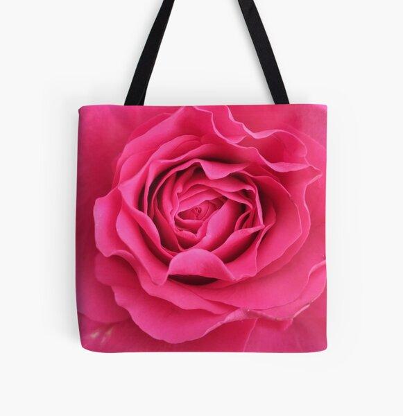 True Love All Over Print Tote Bag